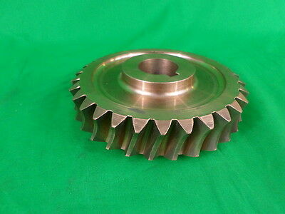 Motch & Merryweather C-167598 Worm Gear