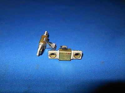 SQUARE D THERMAL OVERLOAD HEATER ELEMENT Unit  A  .59