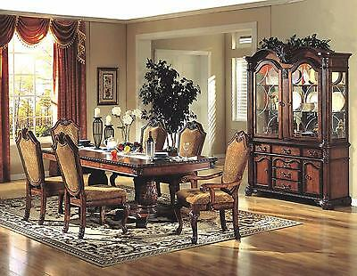 Mcferran RD5006 Dining Room Table Furnishings Traditional Style