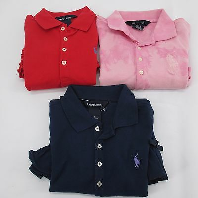 Polo Ralph Lauren 3 Piece SET GIRLS LOT Dress and  Shirt  New With Tags Size 5