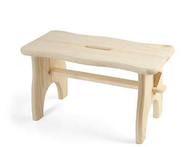HOME Stool cm 39x19xh21 light wood tables chairs and stools