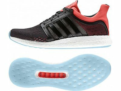 ADIDAS CLIMACHILL ROCKET Boost Ladies Womens Running Shoes ...