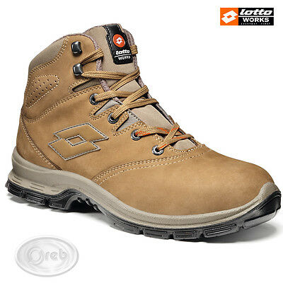 Safety Shoes Lotto Works Sprint 901 Q8351 S3 Src High Waterproof