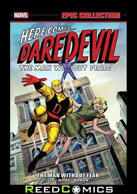 DAREDEVIL EPIC COLLECTION THE MAN WITHOUT FEAR GRAPHIC NOVEL (472 Pages)