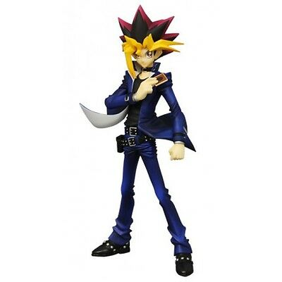 YuGiOh 20th Anniversary Yuugi Moto Mutou Figure Dark Side of Dimensions Furyu
