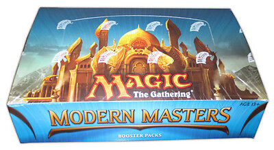 ***IN STOCK*** Modern Masters 24-Booster Box 24 Buste MTG MAGIC English