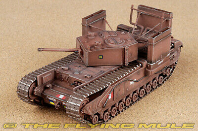 1:72 Churchill Mk III Beefy Canadian Army 14th Canadian Armored Rgt w/Wading