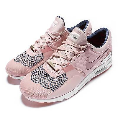 Wmns Nike Air Max Zero LOTC QS Tokyo Champagne Pink Shoes 847125-600