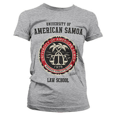 Better Call Saul Anwalt University of American Samoa Damen Women Girly T-Shirt