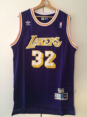 Canotta nba basket maglia Earving Magic Johnson jersey LA Lakers S/M/L/XL/XXL