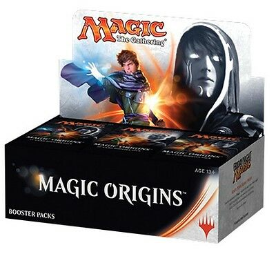 Magic Origins 36-Booster Box 36 Buste MTG MAGIC ORI Italian