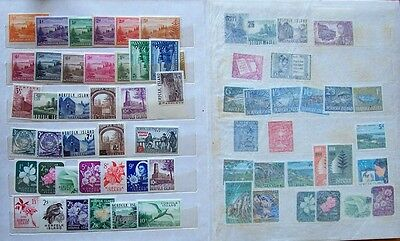 Complete Collection Of Norfolk Island Mint Stamps  Per Stanley Gibbons Catalogue