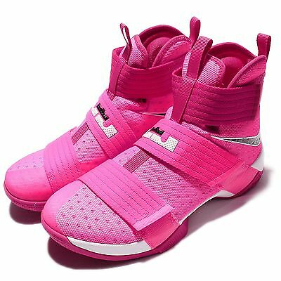 Nike Lebron Soldier 10 EP X James Kay Yow Breast Cancer Basketball 844375-606
