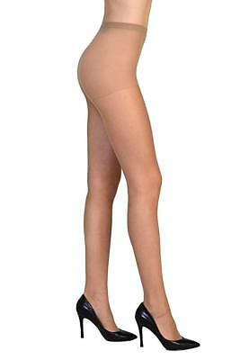 Vivien Women Pantyhose Support High Stockings Tights Sheer waist Nylon Hosiery