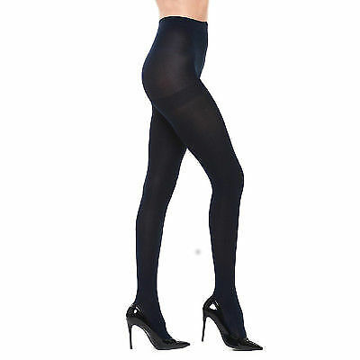 Vivien Women's Opaque Tights Pantyhose Warm Toe Hosiery High Support Stockings