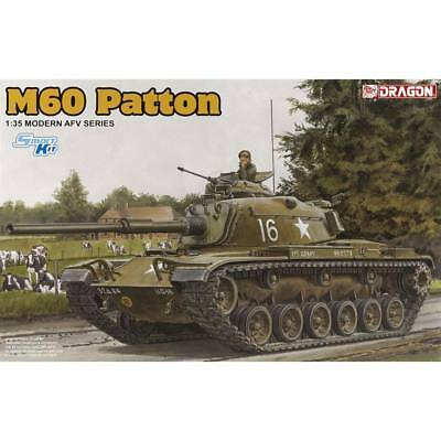 NEW Dragon Models 1/35 M60 Patton Smart Kit 3553