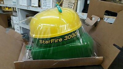 John Deere Oem Used Starfire 3000 Gps Receiver With Ultimate Shroud