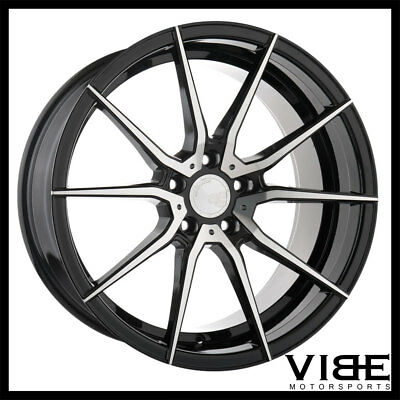 19 Avant Garde M310 Gray Concave Wheels Rims Fits Honda Accord