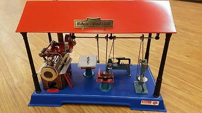 Wilesco D141 Steam Workshop Stationary Model  W00141