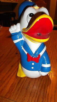vintage  donald duck bank