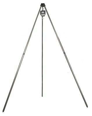 Fox NEW Carp Fishing Adjustable Weighing Tripod - CCC037