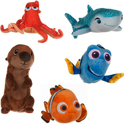 Posh Paws Disney Finding Dory Small Plush Choice of Characters One Supplied NEW
