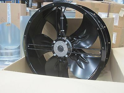 Large Industrial Extractor Fan 630 dia 900 rpm 400v 12000m3/hr Spray Dust Smoke