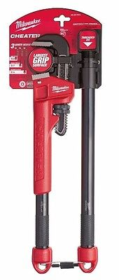 Milwaukee 48-22-7314 Steel Cheater Pipe Wrench