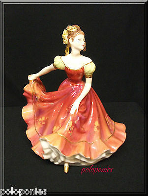 ROYAL DOULTON Ninette Figurine HN3417 - Road Show Events 1992