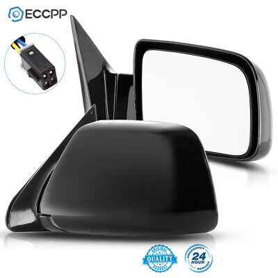 For Chevrolet Pickup Truck Tahoe Blazer Suburban Pair of Side View Power Mirrors