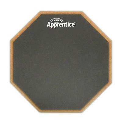 "Evans RealFeel ARF7GM Apprentice Practice Pad, 7"", Feels & Responds Like A Drum"