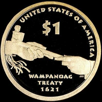 2011 S $1 Sacagawea Native American - Proof
