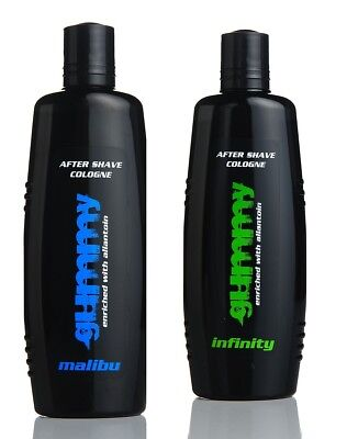 2x Fonex After Shave Cologne 200 ml (2,85 Euro pro 100 ml)