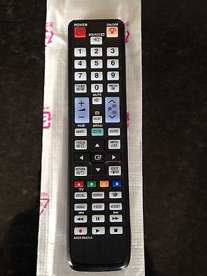 *New* UNIVERSAL Replacement Remote Control for Samsung 3D SMART TV