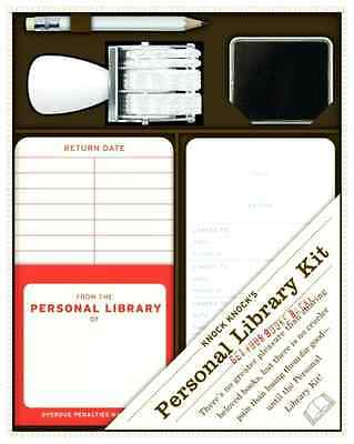 Knock Knock Personal Library Kit .