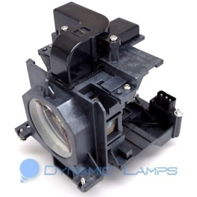Power by Ushio IET Lamps Genuine Original Replacement Bulb//lamp with OEM Housing for SANYO PLC-WM4500L Projector