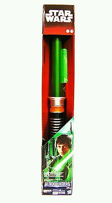 Hasbro Star Wars Return Of The Jedi Luke Skywalker Electronic Lightsaber