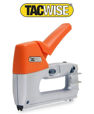 NEW TACWISE CT45 Cable/Wire Staple Gun Tacker/Stapler, For Telephone/Alarm 0809