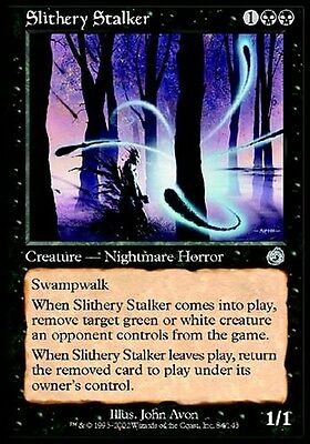 2x Cacciatore Viscido - Slickery Stalker MAGIC Eng/Ita