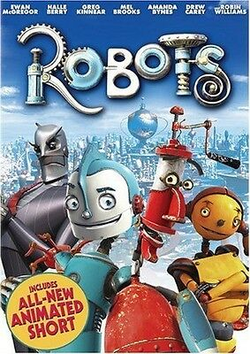 Robots (Widescreen Edition) Movie, Factory Sealed, New, Free Shipping