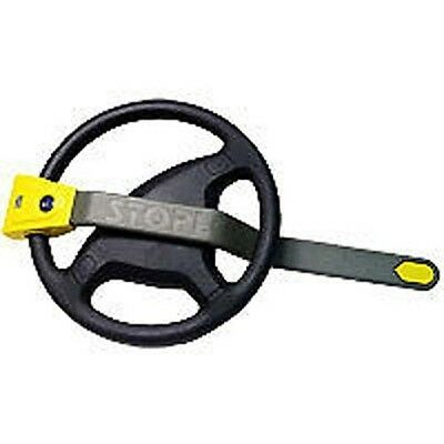 Stoplock Airbag Steering Wheel Lock Anti-Theft Device hg134-66