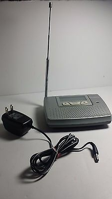 Radio Shack Weather Radio KA12D060030024U 6V 300mA ID104126-H1202
