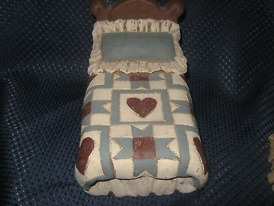 """Sarah's Attic Bed made in America 7"""" X 4"""" X 4"""""""