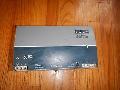 Sola Power Supply SDN 20-24-100 #927
