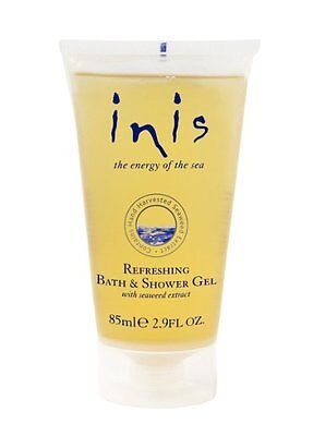 Inis Shower Gel 2.9 Fluid Ounce Travel Size