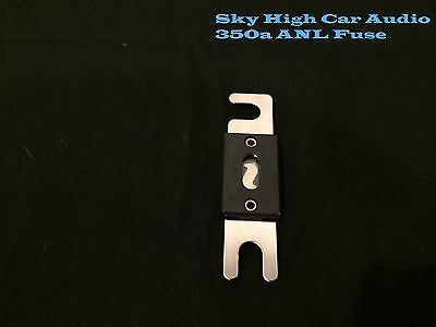 350 Amp ANL Fuse by Sky High Car Audio Inline Fuse for Car Audio