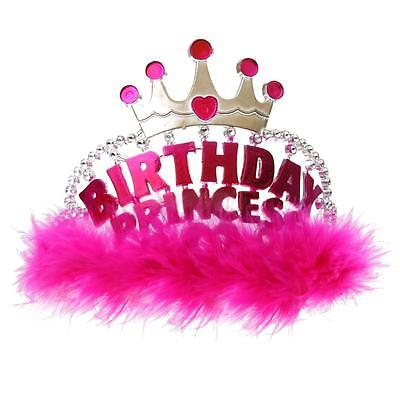 Fun Central (BC) 1 pc Glitter Tiara for Birthday Girl, Tiara s and Crowns for Girls, Princess Tiara Crown for Kids, Glitter Ti Add To Cart There is a problem adding to cart.