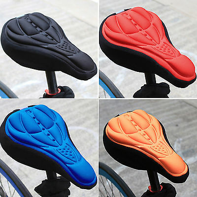 New Mountain Cycling Bicycle Gel Pad Seat Saddle Covers Cushion Bike Accessories