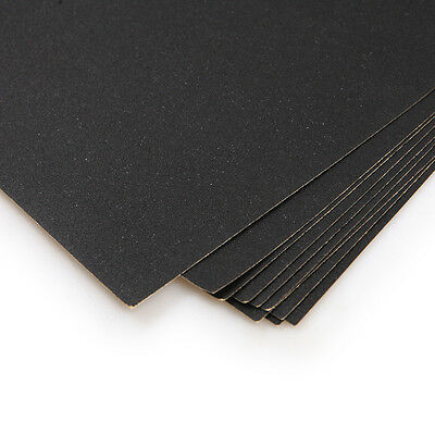 10X  Wet and Dry Paper Sandpaper Grade2000 Gri t230mm x 280mm AU STOCK