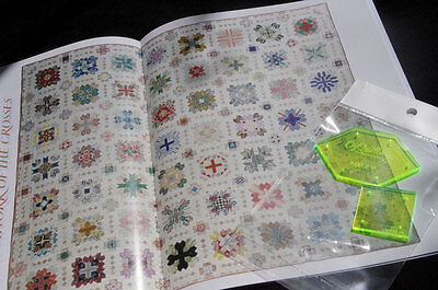 Patchwork of the Crosses 1 inch Patchwork Template Set